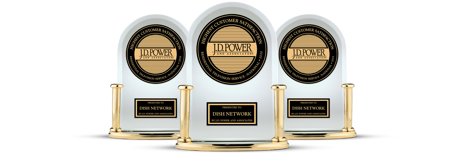 DISH Customer Satisfaction - Ranked #1 by JD Power - Cable and Other Things Too, Inc. in McCormick, South Carolina - DISH Authorized Retailer