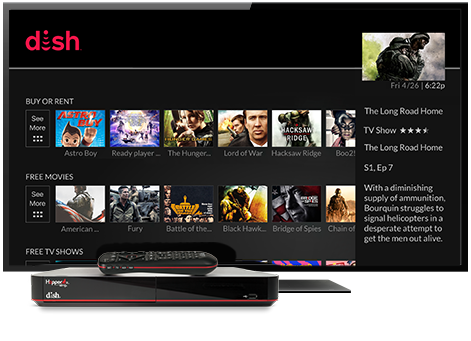 Ondemand TV from DISH | Cable and Other Things Too, Inc.